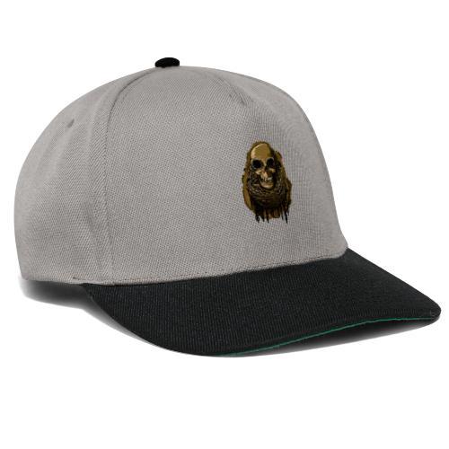 Skull in Chains YeOllo - Snapback Cap