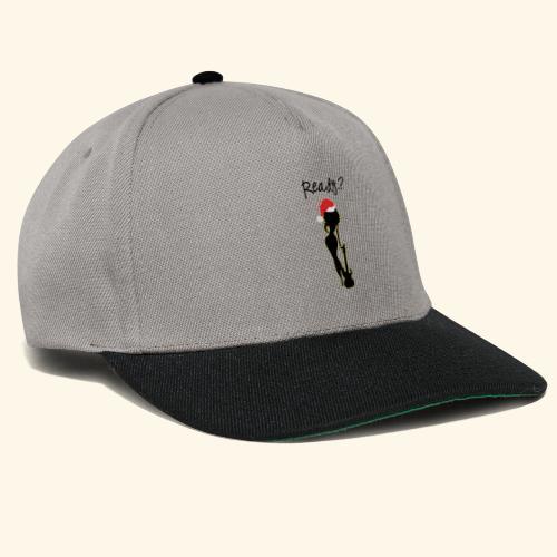 Ready - Snapback Cap