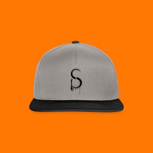 ASCP-sign-black transp - Snapback Cap