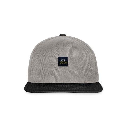Merch Logo - Snapback Cap