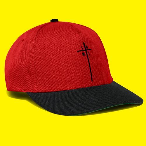 Cross - INRI (Jesus of Nazareth King of Jews) - Snapback Cap