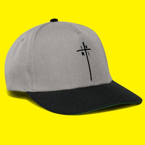 Cross - INRI (Jesus of Nazareth King of Jews) - Snapback Cap
