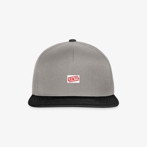 verkopenmetgratis - Snapback cap