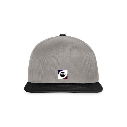 new stream and youtube logo - Snapback Cap