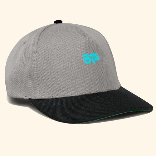 BTA (azul claro) - Gorra Snapback