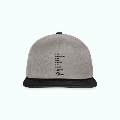 linksversifft - Snapback Cap