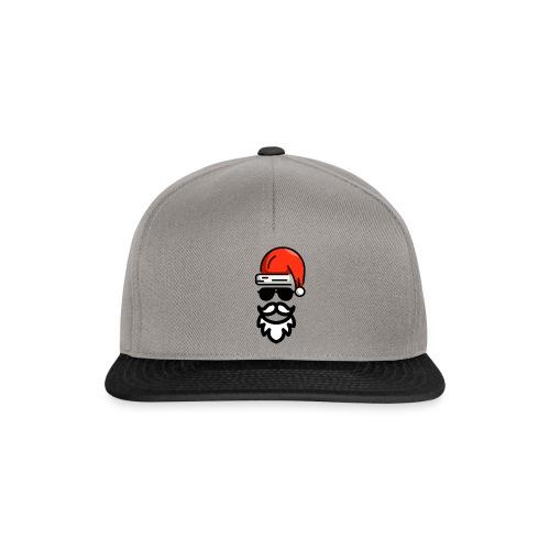 Cool Santa / Cooler Weihnachtsmann - Snapback Cap
