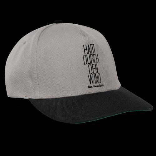 Hart Durch 001 - Snapback Cap
