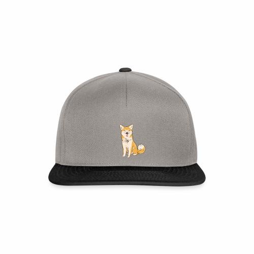 Akita Yuki Logo - Snapback Cap