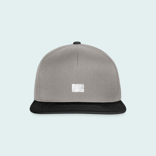 pull marbré - Casquette snapback
