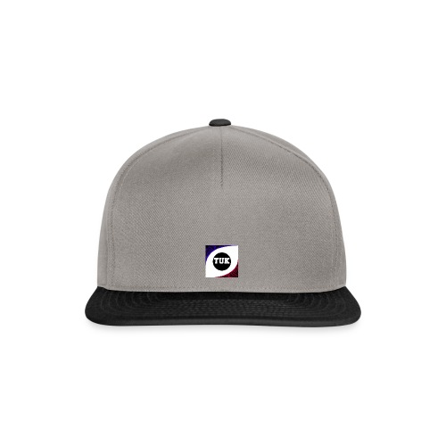 new stream and youtube logo - Snapback Cap