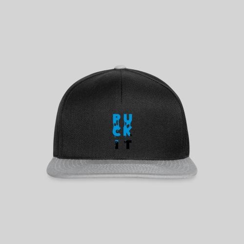 PUCK IT - Snapback Cap