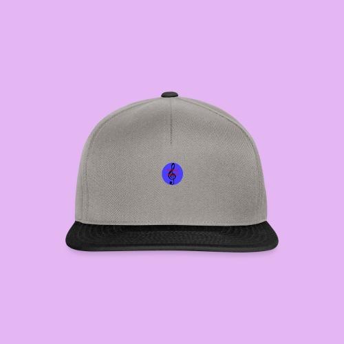 Trusical Record Logo - Snapback Cap