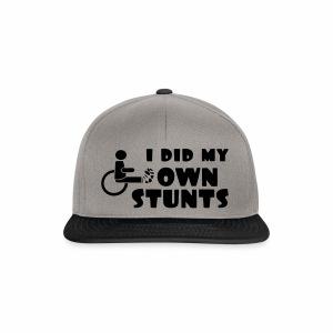 Ownstunts - Snapback cap