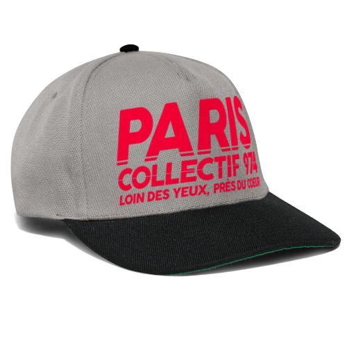 Paris Collectif 974 - Casquette snapback