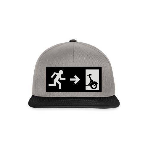 notaufgang - Snapback Cap