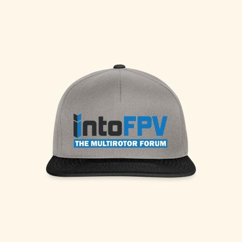 IntoFPV Logo - Snapback Cap