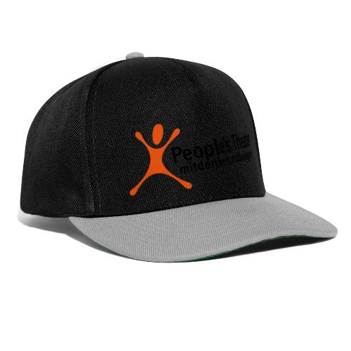 People's Theater Logo - Snapback Cap