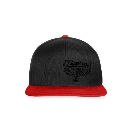 zopilote merch logo - Snapback Cap