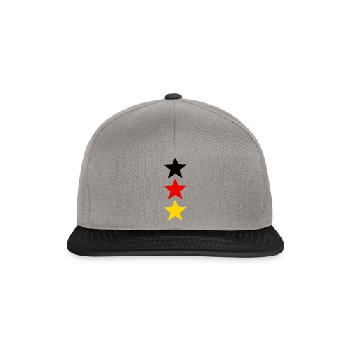 3 Sterne Deutschland #1 - Snapback Cap