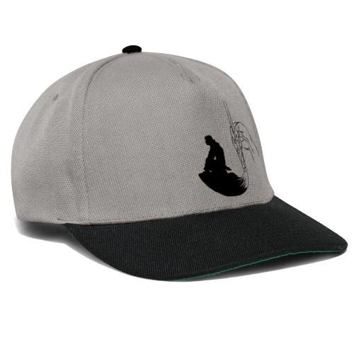 Ninja Paint - Snapback Cap