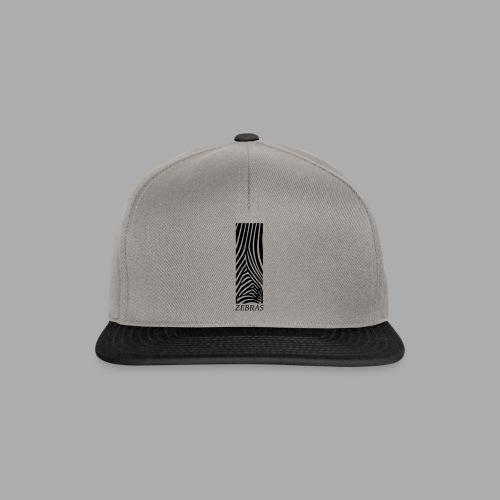 zebras - Snapback Cap