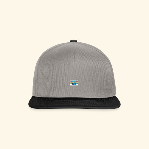 chuckle cheese - Snapback Cap
