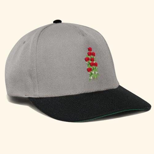 rote rosen - Snapback Cap