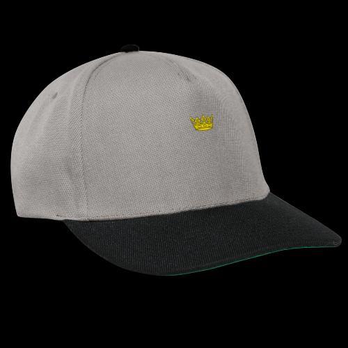Crown merch - Snapback Cap