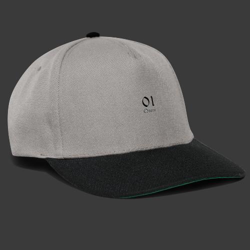 01 Queen in alter Schrift - Snapback Cap
