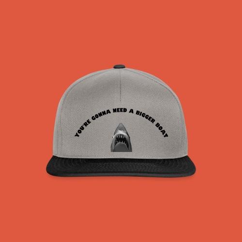 Jaws - Snapback Cap