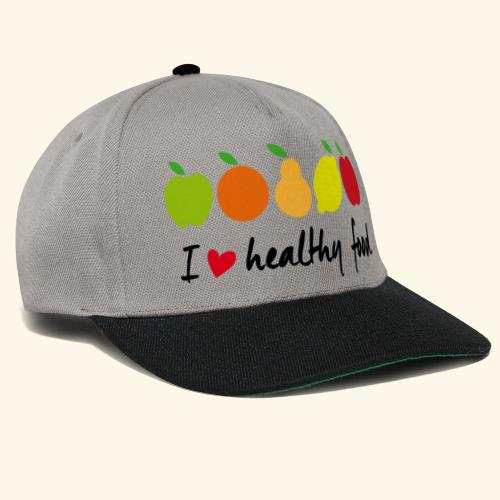 Healthy food - Gorra Snapback