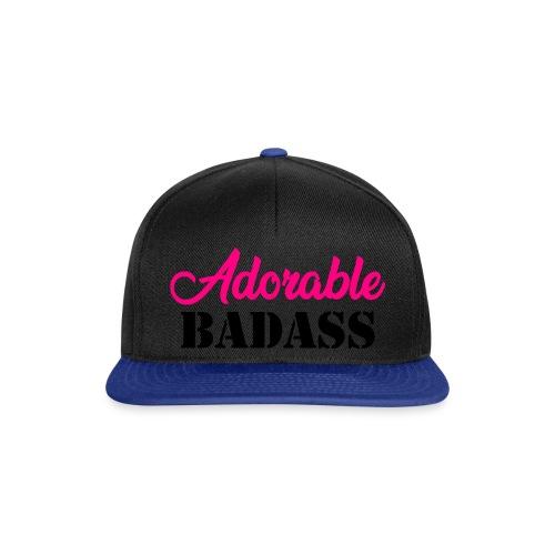 Adorable Badass - Snapback cap