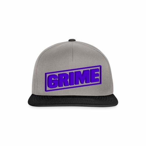 grime - Snapback Cap