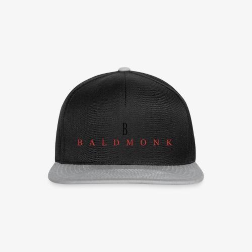 Baldmonk Classic Logo - Snapback Cap