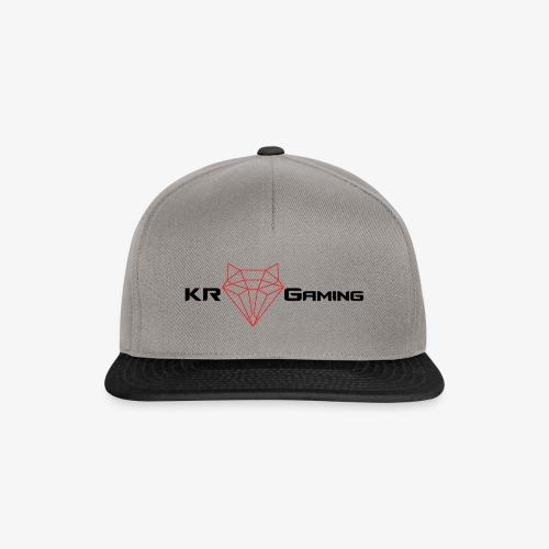 KRGaming Logo.1 - Snapback Cap