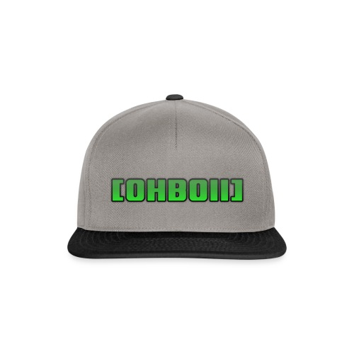 BOIISIGN - Snapback Cap