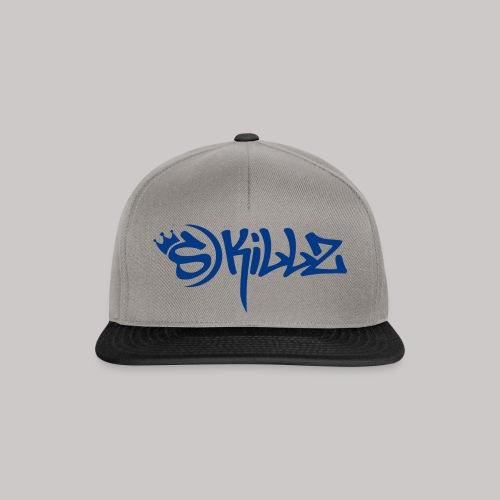 S Killz blau - Snapback Cap