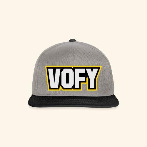 vofy - Snapback Cap