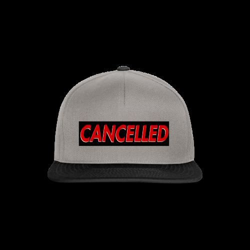 Box C - Cancelled - Casquette snapback