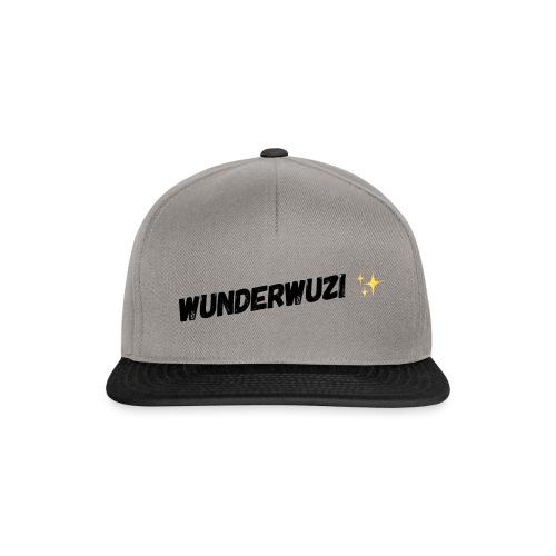 WUNDERWUZI - Snapback Cap