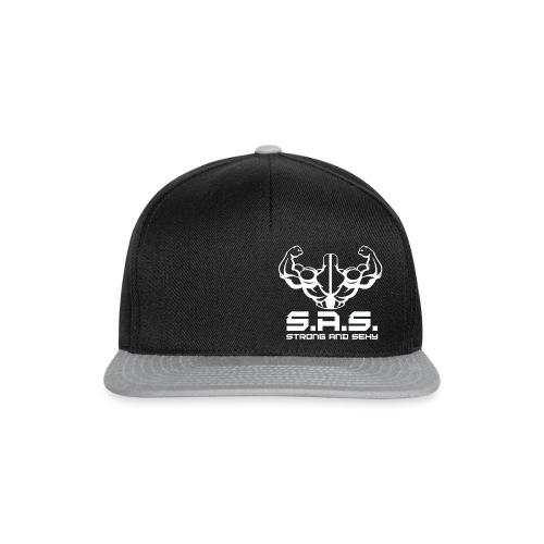 back white png - Snapback cap