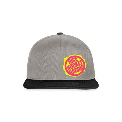 RiceRocketRacingDuo - Snapback Cap