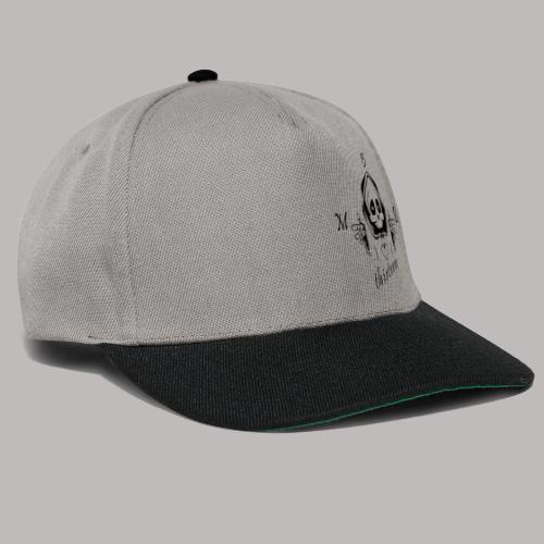 MB13 - Skull - Snapback Cap