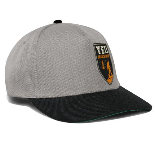 Blason Yeti Search Group - Casquette snapback
