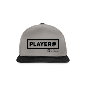 Player@ - Gorra Snapback