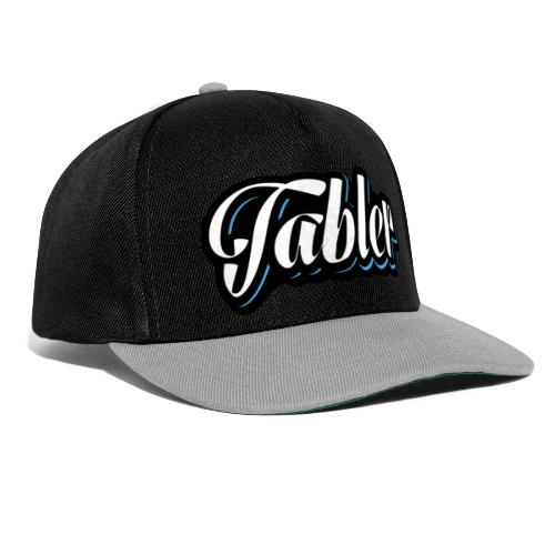 Tabler - Snapback Cap