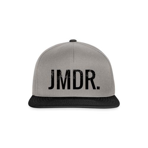 Zwart skyfall - Snapback cap