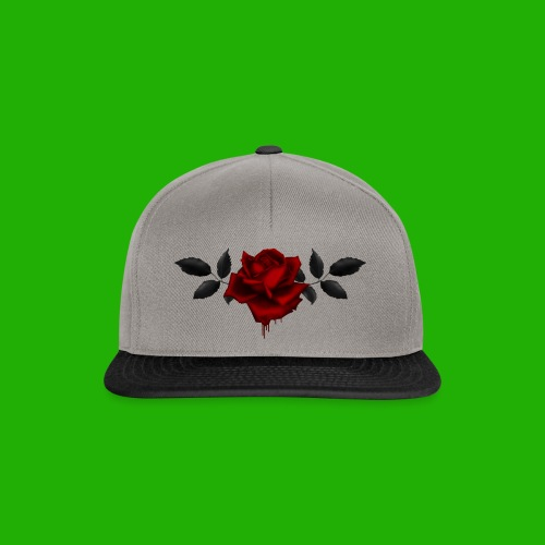Bleeding rose - Snapback Cap