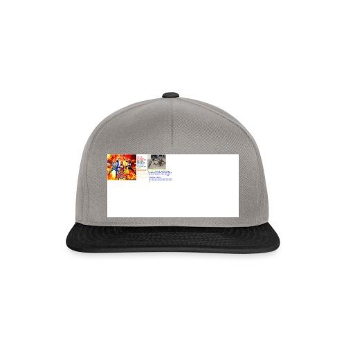 uiioo - Snapback Cap